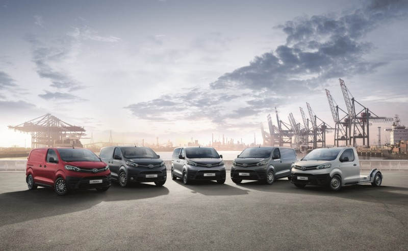 Nueva gama Toyota Proace 2019 | Mascus Blog España